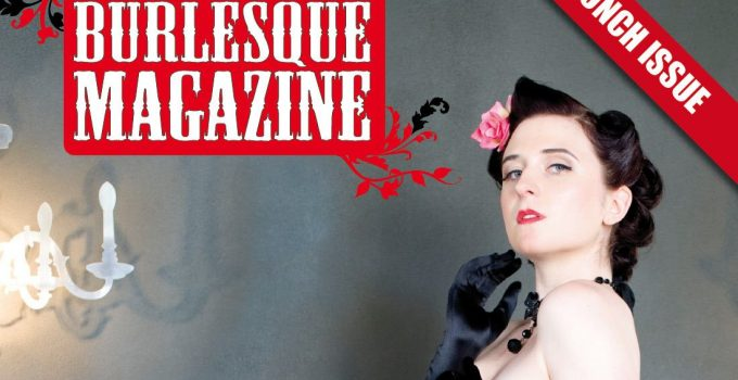 Burlesque Magazine issue 1